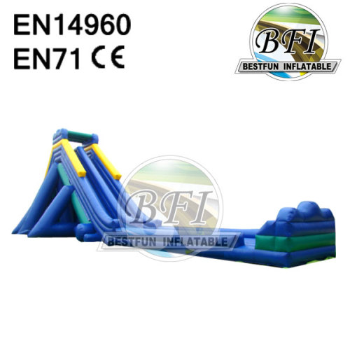 Inflatable Beach Large Hippo Gaint Slide