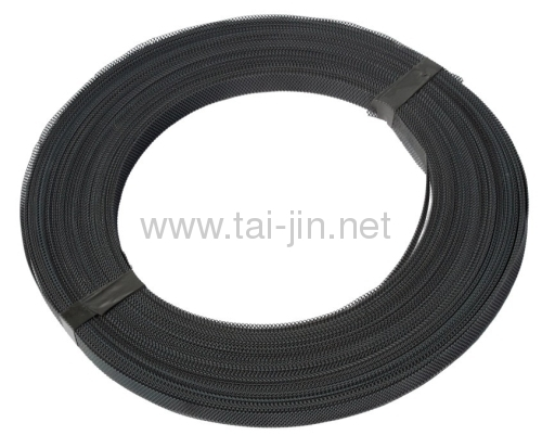 Electrocatalytically Activated Dimensionally Stable Mesh Ribbon