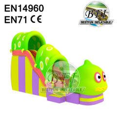 New Inflatable Playhouse Slide
