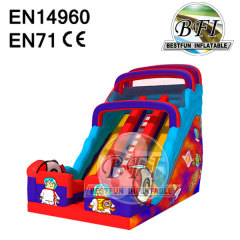 Inflatable Colorful Slide For Kids