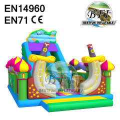 Jumping Castles Inflatable Slide