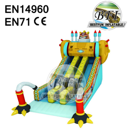 Inflatable Transformers Long Slide