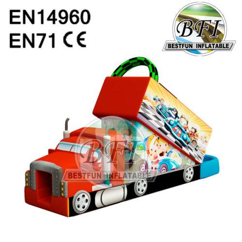 Hot Inflatable Truck Slide