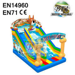Best Selling Inflatable Slide