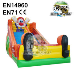 Clown Inflatable Slide Sale