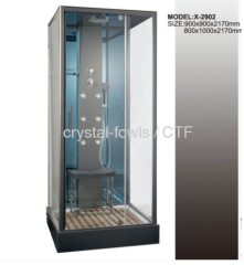 stainless steel luxurious Shower room