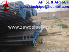 SCH40 GR.B CARBON STEEL SEAMLESS PIPE