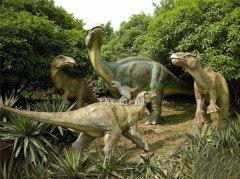 jurassic park animatronics dinosaur alive dinosaur Bactrosaurus