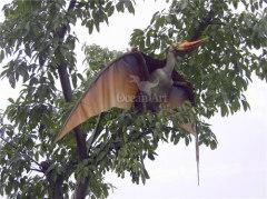 animatronic dinosaur pteranodon life-like pteranodon flying animatronic dinosaur