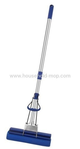 Blue Pva Twisted Cleaning Mop