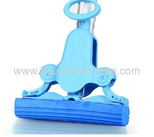 Square Pva & Spong Mop Cleaning System