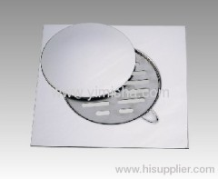 Stainless Steel Anti-Odour Strainer Floor Drain