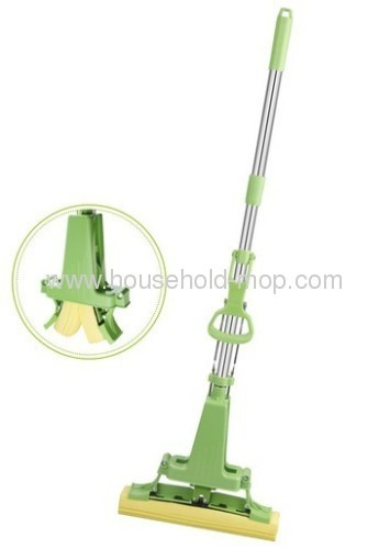 Pva Flat Twist Cleaning Mop