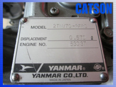 Yanmar 2TNV70-PFRC new engine assy