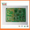 6 layer HDI PCB with green solder mask, used for communication equipment