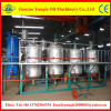 Cooking vegetable oil refinery plant for various kinds crude oil
