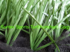 PE artificial football grass