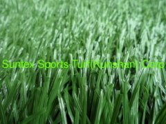 Artificial football soccer grass