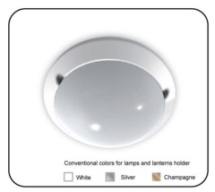Microwave Sensor LED mounting light