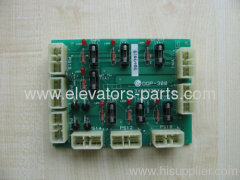 LG-Otis Elevator Lift Parts DOP-300 PCB Power Connection Board