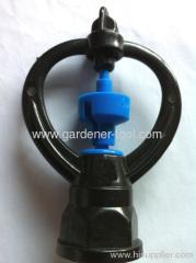 Rociador de agua para jardín para micro riego