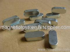 ndfeb track magnet/track-shape ndfeb magnet