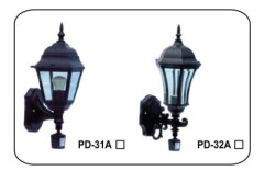 PIR palace sensor lamp