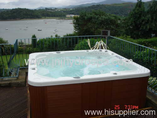 6 persons hot tub jacuzzi outdoor spa whirlpool spa from china manufacturer guangzhou j j. Black Bedroom Furniture Sets. Home Design Ideas