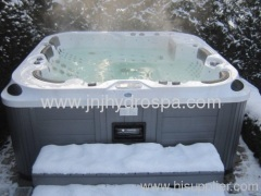 6 persons outdoor whirlpool spa