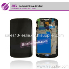 Touch Screen Digitizer with LCD Assembly for Nexus 4 E960