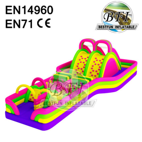 Hot Sale Giant Inflatable Obstacle