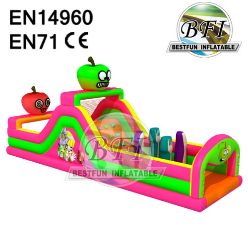 Cheap Inflatable Obstacle Course