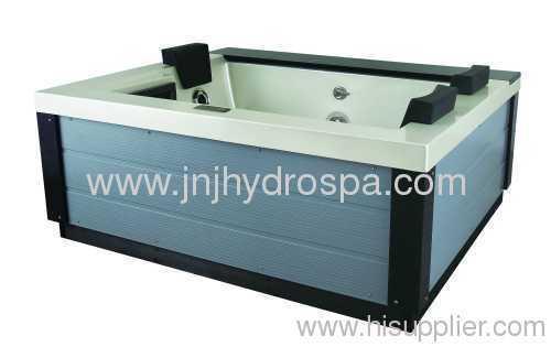massage outdoor whirlpool bathtub hot tub