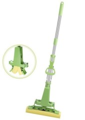 Household Pva Flat Twist Cleaning Mop