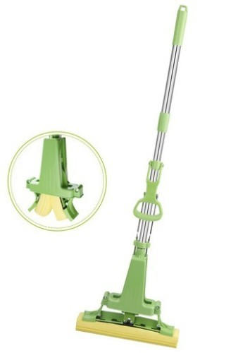 Household Pva Flat Cleaning Mop