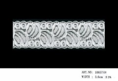 Cheap nylon lace/elastic lace/spandex lace