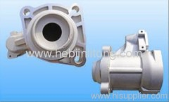 Weichai & heavy truck & engineering machinery aluminum alloy auto starter motor cover 61260009130A delco series 39MT