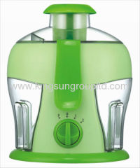 Fruit masticating juice machine