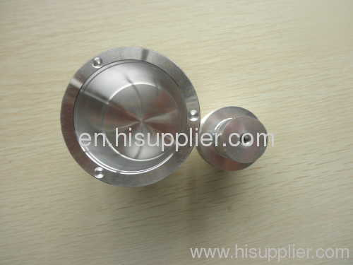 Aluminium forging and cnc machining part