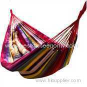 Hammock outdoor canvas cotton