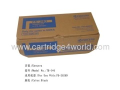 Durable At any cost Adopt advanced technology Cheap Recycling Kyocera TK-340 toner kit toner cartridges