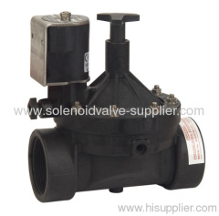 water solenoid agricultural water AC220V