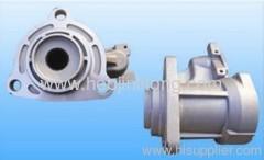Cummins Diesel Engine 6TC series aluminum alloy auto starter motor cover