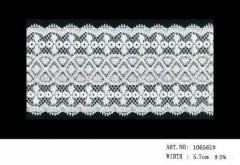 Spandex /Jacquard/Nylon/elastic Lace Fabric