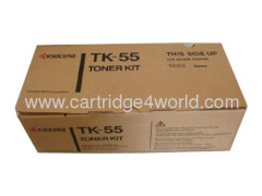 Quality and quantity assured Durable Cheap Recycling Kyocera TK-55 toner kit toner cartridges