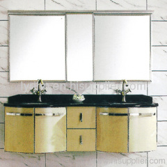 Stainless Steel Bathroom Cabinets