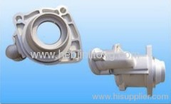 HEAVY TRUCK WEICHAI POWER WD615 WD618 diesel engines aluminum alloy auto starter motor cover