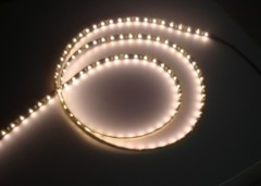 Warm white led light strips waterproof 12V 24V