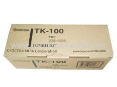 Demand exceeding supply Durable Cheap Recycling Kyocera TK-100 toner kit toner cartridges