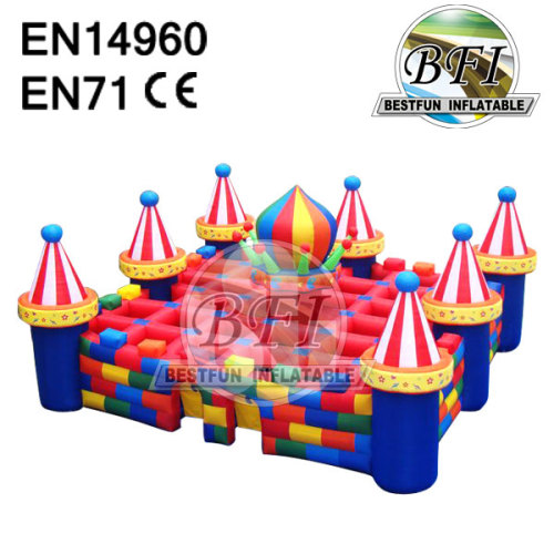 Inflatable Maze Sports Game